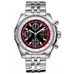 Breitling Bentley GT II Caliber 13B Automatic Chronograph A1336512.K529.980A