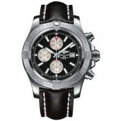 Breitling Super Avenger II Caliber 13 Automatic Chronograph A1337111.BC29.441X