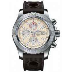 Breitling Super Avenger II Caliber 13 Automatic Chronograph A1337111.G779.201S