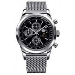 Breitling Transocean Chronograph 1461 Caliber 19 Automatic Chronograph A1931012.BB68.154A