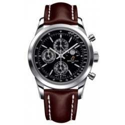 Breitling Transocean Chronograph 1461 Caliber 19 Automatic Chronograph A1931012.BB68.437X