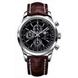Breitling Transocean Chronograph 1461 Caliber 19 Automatic Chronograph A1931012.BB68.739P
