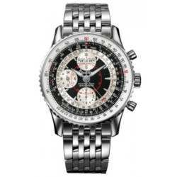 Breitling Montbrillant Datora Caliber 21 Automatic Chronograph A2133012.B993.441A