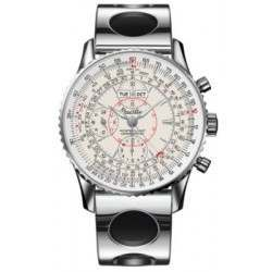Breitling Montbrillant Datora Caliber 21 Automatic Chronograph A2133012.G518.222A