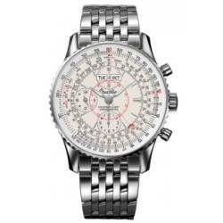 Breitling Montbrillant Datora Caliber 21 Automatic Chronograph A2133012.G518.441A