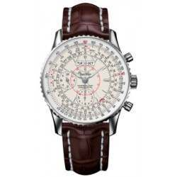 Breitling Montbrillant Datora Caliber 21 Automatic Chronograph A2133012.G518.739P