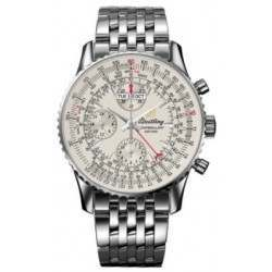 Breitling Montbrillant Datora Caliber 21 Automatic Chronograph A2133012.G746.441A