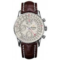 Breitling Montbrillant Datora Caliber 21 Automatic Chronograph A2133012.G746.739P