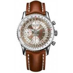Breitling Montbrillant Datora Caliber 21 Automatic Chronograph A2133012.Q577.433X