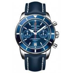 Breitling Superocean Heritage Chronographe 44 Caliber 23 Automatic Chronograph A2337016C856105X