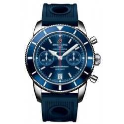 Breitling Superocean Heritage Chronographe 44 Caliber 23 Automatic Chronograph A2337016C856211S