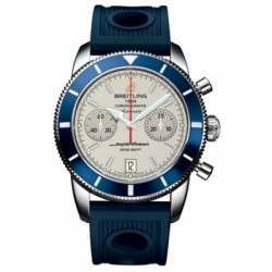 Breitling Superocean Heritage Chronographe 44 Caliber 23 Automatic Chronograph A2337016G753211S