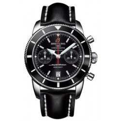 Breitling Superocean Heritage Chronographe 44 Caliber 23 Automatic Chronograph A2337024BB81435X