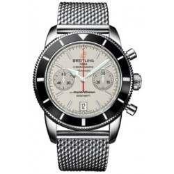 Breitling Superocean Heritage Chronographe 44 Caliber 23 Automatic Chronograph A2337024G753154A