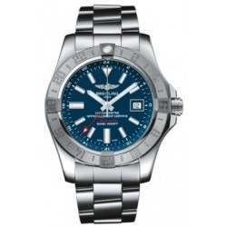 Breitling Avenger II GMT Caliber 32 Automatic A3239011.C872.170A