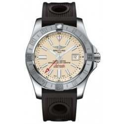 Breitling Avenger II GMT Caliber 32 Automatic A3239011.G778.200S