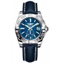 Breitling Galactic 36 (Polished Steel) Caliber 37 Automatic A3733012.C824.194X