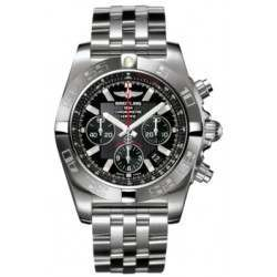 Breitling Chronomat 44 Flying Fish Caliber 01 Automatic Chronograph AB011010BB08377A