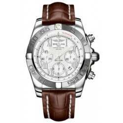 Breitling Chronomat 44 (Polished & Satin) Caliber 01 Automatic Chronograph AB011011.A690.739P