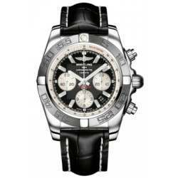 Breitling Chronomat 44 (Polished & Satin) Caliber 01 Automatic Chronograph AB011011.B967.743P