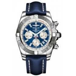 Breitling Chronomat 44 (Polished & Satin) Caliber 01 Automatic Chronograph AB011011.C788.105X
