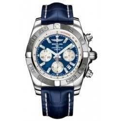 Breitling Chronomat 44 (Polished & Satin) Caliber 01 Automatic Chronograph AB011011.C788.731P