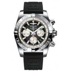 Breitling Chronomat 44 (Polished) Caliber 01 Automatic Chronograph AB011012.B967.152S