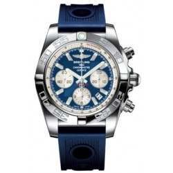 Breitling Chronomat 44 (Polished) Caliber 01 Automatic Chronograph AB011012.C788.211S