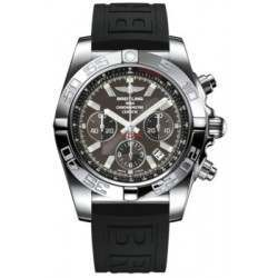 Breitling Chronomat 44 (Polished) Caliber 01 Automatic Chronograph AB011012.M524.152S