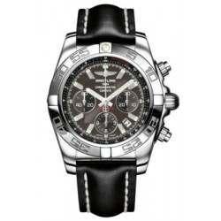 Breitling Chronomat 44 (Polished) Caliber 01 Automatic Chronograph AB011012.M524.435X