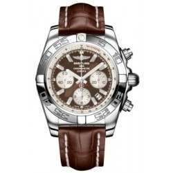Breitling Chronomat 44 (Polished) Caliber 01 Automatic Chronograph AB011012.Q575.739P