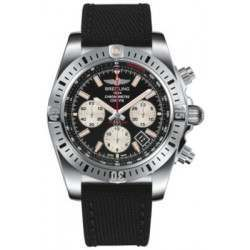 Breitling Chronomat 44 Airborne Caliber 01 Automatic Chronograph AB01154G.BD13.101W