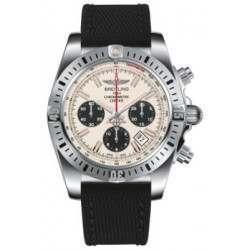Breitling Chronomat 44 Airborne Caliber 01 Automatic Chronograph AB01154G.G786.101W