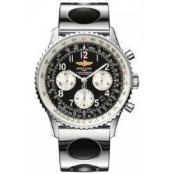 Breitling Navitimer 01 Caliber 01 Automatic Chronograph AB012012.BB02.222A