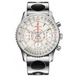 Breitling Montbrillant 01 Caliber 01 Automatic Chronograph AB013012.G709.223A