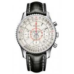 Breitling Montbrillant 01 Caliber 01 Automatic Chronograph AB013012.G709.728P