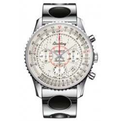 Breitling Montbrillant 01 Caliber 01 Automatic Chronograph AB013012.G735.223A
