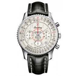 Breitling Montbrillant 01 Caliber 01 Automatic Chronograph AB013012.G735.728P