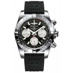 Breitling Chronomat 41 (Steel) Caliber 01 Automatic Chronograph AB014012.BA52.150S