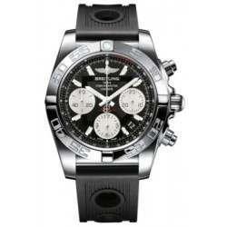 Breitling Chronomat 41 (Steel) Caliber 01 Automatic Chronograph AB014012.BA52.202S