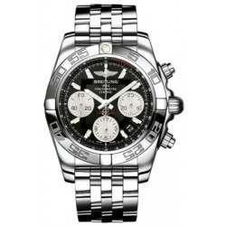 Breitling Chronomat 41 (Steel) Caliber 01 Automatic Chronograph AB014012.BA52.378A