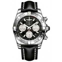 Breitling Chronomat 41 (Steel) Caliber 01 Automatic Chronograph AB014012.BA52.428X