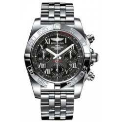 Breitling Chronomat 41 (Steel) Caliber 01 Automatic Chronograph AB014012.BC04.378A