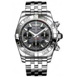 Breitling Chronomat 41 (Steel) Caliber 01 Automatic Chronograph AB014012.F554.378A