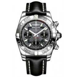 Breitling Chronomat 41 (Steel) Caliber 01 Automatic Chronograph AB014012.F554.428X