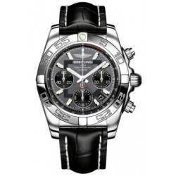Breitling Chronomat 41 (Steel) Caliber 01 Automatic Chronograph AB014012.F554.728P