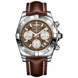 Breitling Chronomat 41 (Steel) Caliber 01 Automatic Chronograph AB014012.Q583.431X