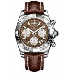 Breitling Chronomat 41 (Steel) Caliber 01 Automatic Chronograph AB014012.Q583.724P