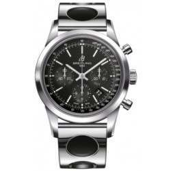 Breitling Transocean Chronograph Caliber 01 Automatic AB015212.BA99.222A