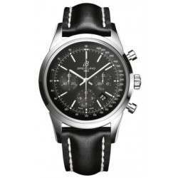 Breitling Transocean Chronograph Caliber 01 Automatic AB015212.BA99.435X